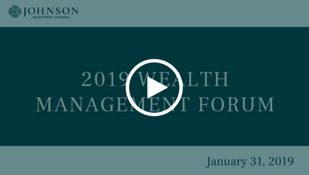 2019 Wealth Management Forum