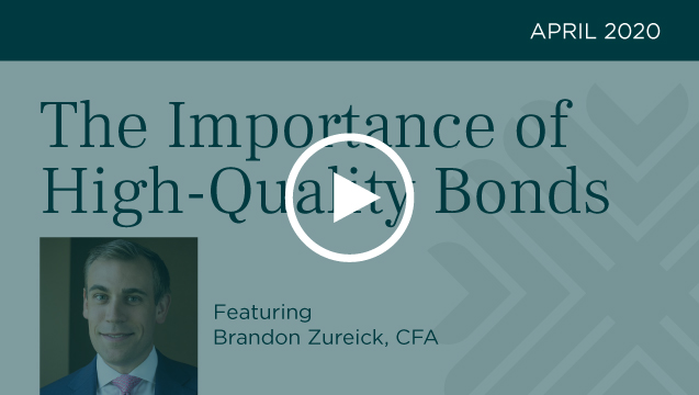 The Importance of High-Quality Bonds