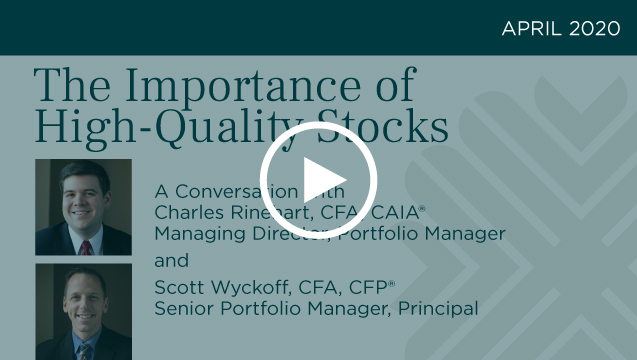 The Importance of High-Quality Stocks