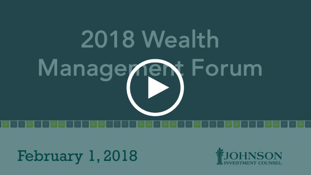 2018 Wealth Management Forum