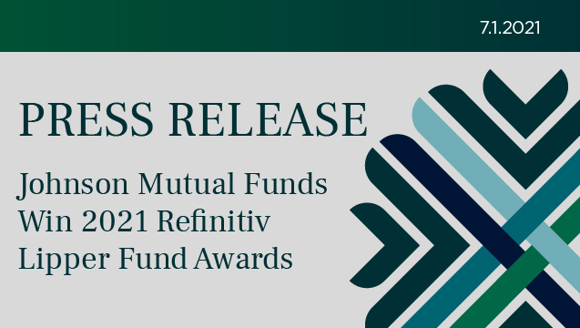 Johnson Equity Income Fund Wins Award